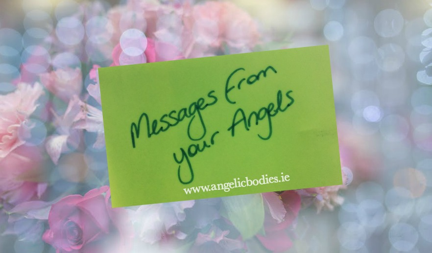 messages angels